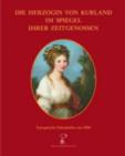"""Buchtitel """"Die Herzogin von Kurland im Spiegel ihrer Zeitgenossen"""" (Burg Posterstein)"""