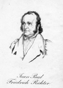 Der Dichter Jean Paul verbrachte den Sommer 1819 in Löbichau (Bild: Museum Burg Posterstein)