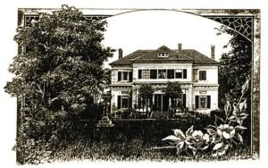 Schloss Tannenfeld (Ansichtskarte, Museum Burg Posterstein)